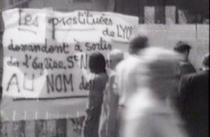 SW mobilisation Lyon 1975