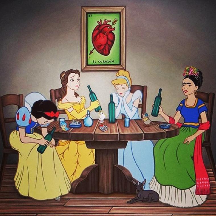 Frida_Disney