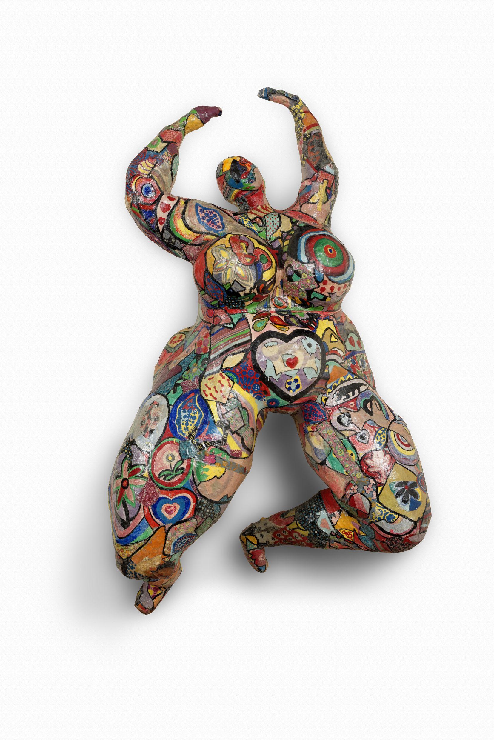 Ich Bin Eine Kämpferin Frauenbilder Der Niki De Saint Phalle In