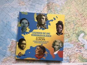 Rezension, Schwarzes Europa, bekannte schwarze, Berühmte Schwarze Persönlichkeiten, Schwarze Personen