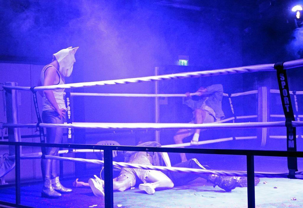 Bild einer Glanz&Krawall Performance