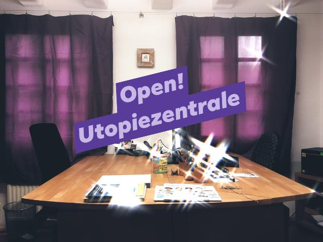 Open! Utopiezentrale